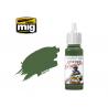 MIG peinture figurine F-534 Vert olive 17ml