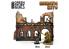 Green Stuff 507874 Ville en Ruine Ensemble de Terrain 1/48