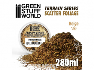 Green Stuff 10515 Flocage Bois Beige 280ml