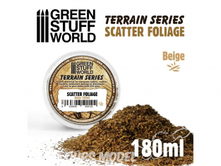 Green Stuff 10510 Flocage Bois Beige 180ml