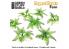 Green Stuff 508628 Plantes en Papier Fougère 1/48 - 1/35 - 1/32