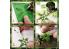 Green Stuff 508666 Plantes en Papier Fougère Pteridium 1/48 - 1/35 - 1/32