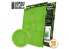 Green Stuff 508741 Plantes en Papier Roseaux 1/48 - 1/35 - 1/32