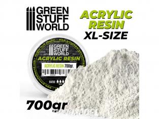 Green Stuff 368464 Résine Acrylique 700gr