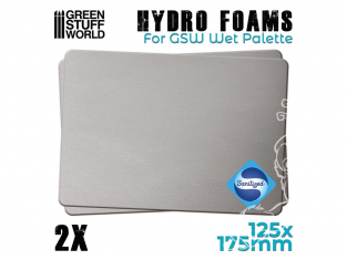 Green Stuff 506839 Hydrosponge x2