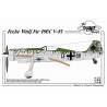 Planet Model PLT230 Focke Wulf Fw 190C V-15 full resine kit 1/72