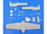 Planet Model PLT238 NA-50 «Chasseur de l'armée de l'air péruvienne» full resine kit 1/48