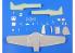 """Planet Model PLT239 P-64/ NA-68 """"US Fighter"""" full resine kit 1/48"""