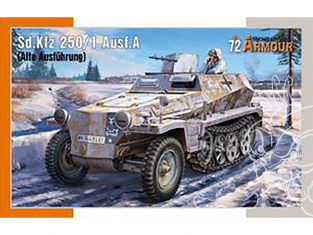 Special Armour maquette avion SA72019 Sd.Kfz 250/1 Ausf.A (Alte Ausführung) 1/72