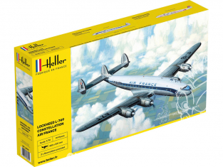 Heller maquette avion 80310 Lockheed L-749 CONSTELLATION A.F. 1/72