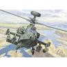 italeri maquette avion 0080 AH-64D Apache Longbow 1/72