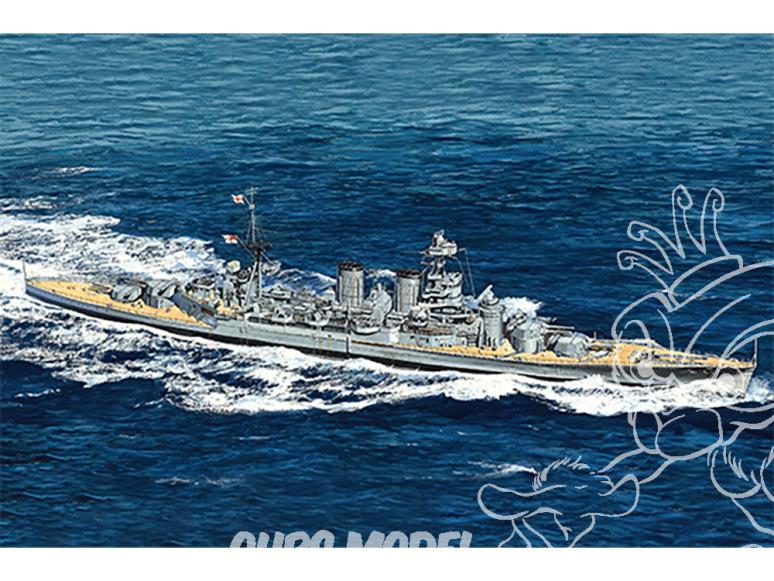 I Love Kit maquette bateau 65703 Top Grade HMS HOOD 1941 1/700