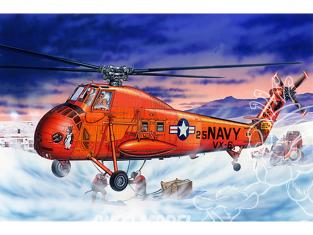 Trumpeter maquette hélicoptére 02886 UH-34D Seahorse 1/48