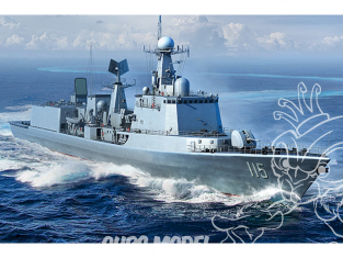 TRUMPETER maquette bateau 06731 PLA Navy Type 051C Destroyer 1/700
