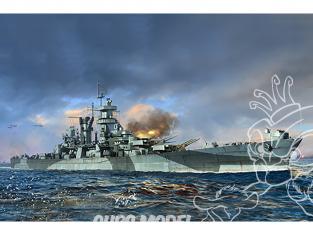 TRUMPETER maquette bateau 06738 USS Alaska CB-1 1/700