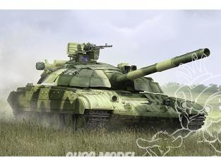 TRUMPETER maquette militaire 09592 Ukraine T-64BM Bulat Char de combat principal 1/35