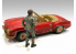 American Diorama figurine AD-76359 Mécano auto Tim 1/24