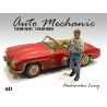American Diorama figurine AD-76361 Mécano auto Larry 1/24
