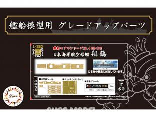 Fujimi kit d'amélioration bateau 600710 IJN Shokaku 1/350