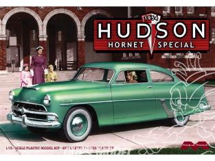Moebius maquette voiture 1214 Hudson Hornet Special 1954 1/25