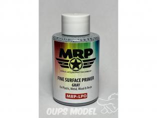MRP peintures LPG Apprêt gris à surface fine 50ml