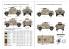T-Model TK72015 Decalques set 1 pour M1114 US HMMWV 1/72