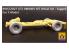 T-Model RWS72007 Set de roues pour HMMWV T-Model 1/72