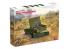 Icm maquette armement 35795 Boîtes de munitions RS-132 1/35