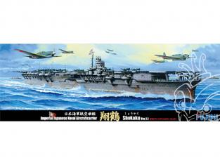 Fujimi maquette bateau 431390 Shokaku Porte-avions de la marine japonaise 1/700