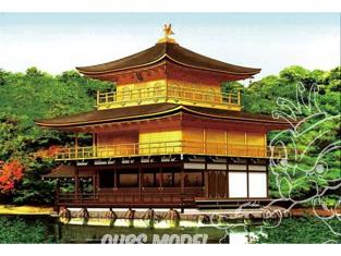 Fujimi maquette bâtiment 500546 Temple Kinkaku 1/100