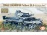 Mirage maquette militaire 72863 Char Allemand Pz.Kpfw. IV Ausf. E France 1940 1/72