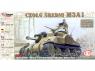 Mirage maquette militaire 72803 Char moyen M3A1 1/72
