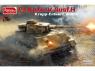 Amusing maquette militaire 35A037 Pz.Kpfw.IV Ausf.H Krupp-Entwurf W1466 1/35