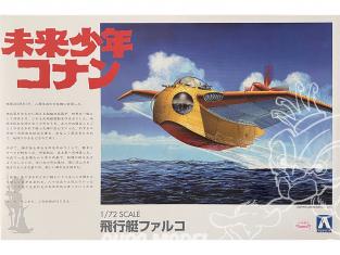 Aoshima maquette 009451 Future Boy Konan Falco 1/72