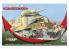 Mirage maquette militaire 728008 M3 GRANT Mk.I 'Bataille de GAZALA' 26.05-21.06.1942 1/72