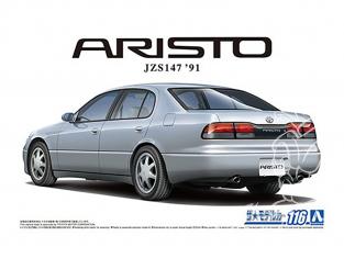 Aoshima maquette voiture 57889 Toyota Aristo JZS147 1991 1/24