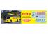 Fujimi maquette autocar 011110 Hino Super SELEGA Super Hi-Decker BUS Series 1/32
