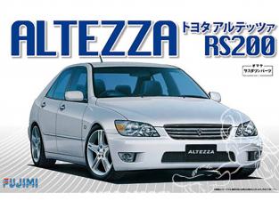 FUJIMI maquette voiture 039558 Toyota Altezza RS200 1/24