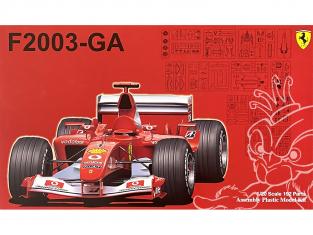 Fujimi maquette voiture 092096 Ferrari F2003-GA 1/20