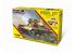 Mirage maquette militaire 835094 MODEL SET Char léger polonais 7TP Tourelle double 1/35