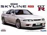 Fujimi maquette voiture 38803 Nissan Skyline R33 GT-R 1/24