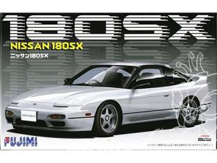 Fujimi maquette voiture 38391 Nissan 180SX 1/24