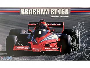 Fujimi maquette voiture 092034 Brabham BT46B grand prix de suede 1978 1/20