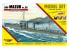 Mirage maquette bateaux 840061 Model Set ORP 'MAZUR' 1935 navire-école polonais 1/400