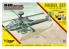 Mirage maquette helicoptere 872091 Model Set Hélicoptère d'attaque AH-64D APACHE Longbow 1/72