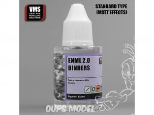 VMS PE02.S ENML 2.0 Binders Standard Matt FX - Liant Enamel 2.0 standard matt FX 50ml