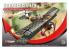 Mirage maquette avion 481402 Halberstadt CL.IV H.F.W. Première série de production / coque courte 1/48