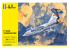 HELLER maquette avion 30520 F-104G Starfighter 1/48
