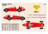 MASTER CRAFT maquette voiture 042226 Alfa Romeo 158 Alfetta 1/24