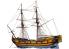 Master CRAFT maquette bateau 060619 Navire pirate Black Falcon 1:120